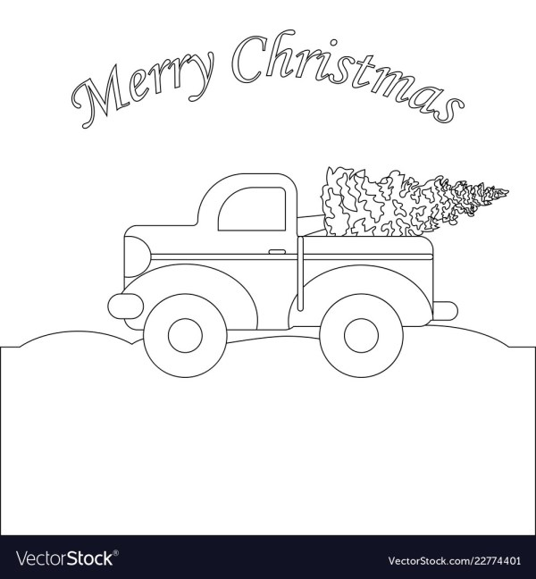 coloring pages christmas tree # 49