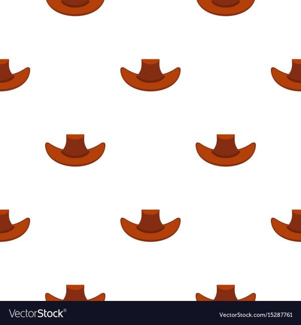 cowboy hat pattern # 6