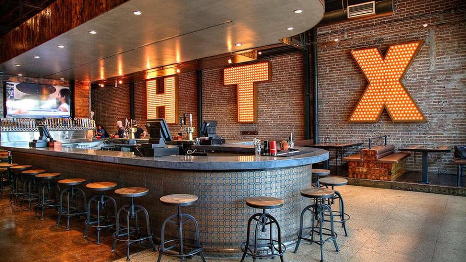 Bovine Amp Barley Soft Opens Downtown With Beers And Spirits Flowing Eater Houston