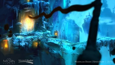 The gorgeous art behind hit Xbox One game Ori and the ...