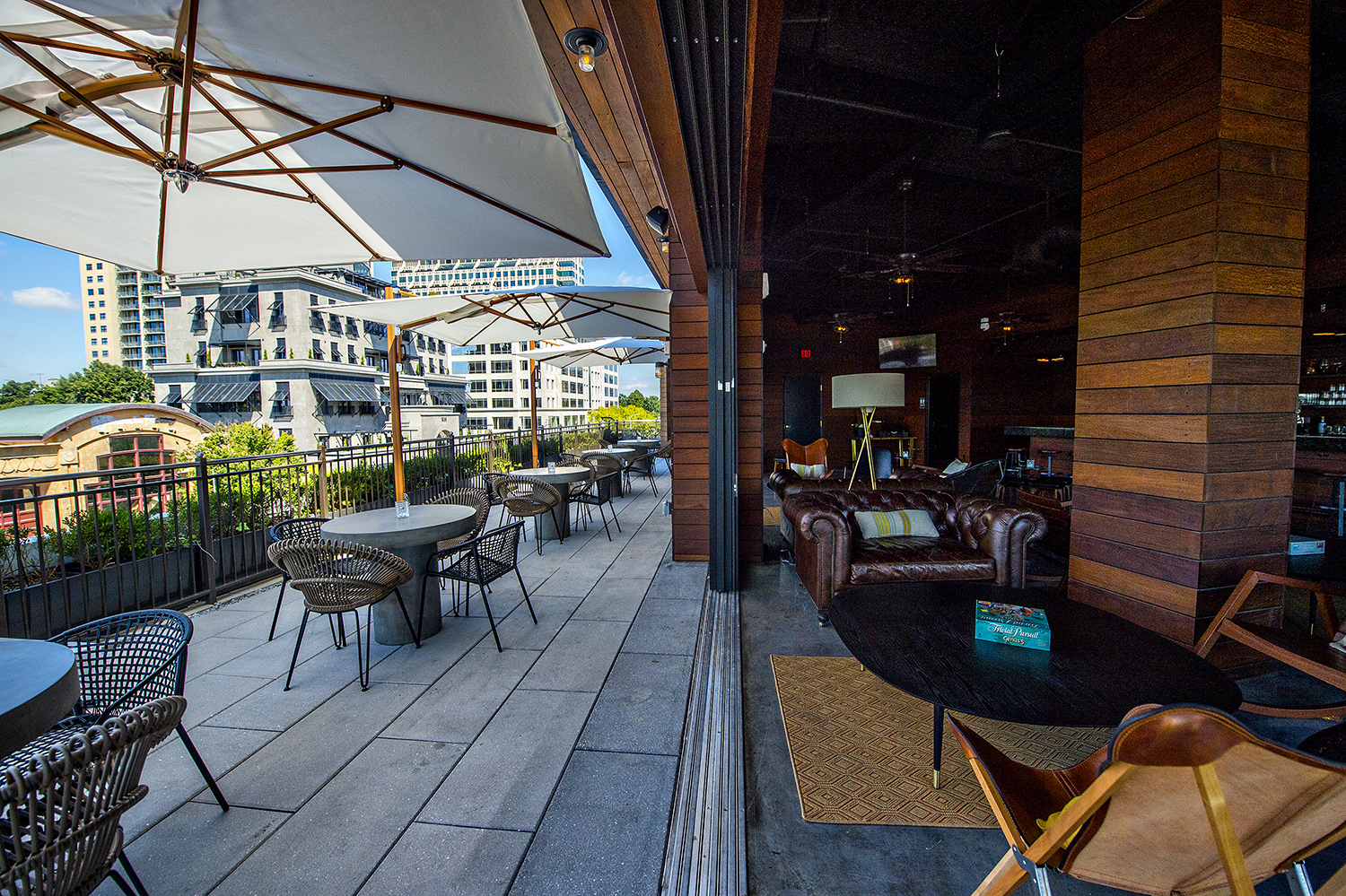 Downtown Restaurants Outdoor Seating