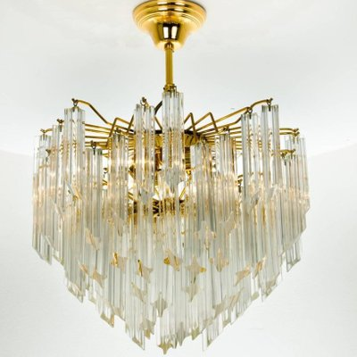 crystal chandelier tiered # 82