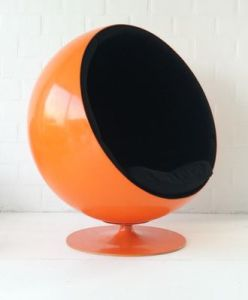 Finnish Ball Chair by Eero Aarnio for Asko  1960s for sale at Pamono Finnish Ball Chair by Eero Aarnio for Asko  1960s 1
