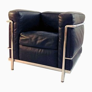 Le Corbusier Sofa Lc Le Corbusier Style LC Seater Grande Sofa Le Corbusier  Lc Sofa Seater Petit Confort Platinum Le Corbusier Chairs Furniture From  Swivel ...