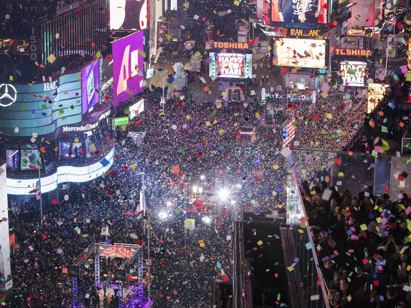 New York City New Year s Events  2018 Guide   New York City  NY Patch New York City New Year s Events  2018 Guide