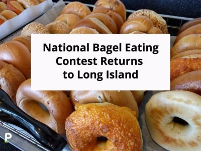 National Bagel Eating Contest Returns to Long Island This ...