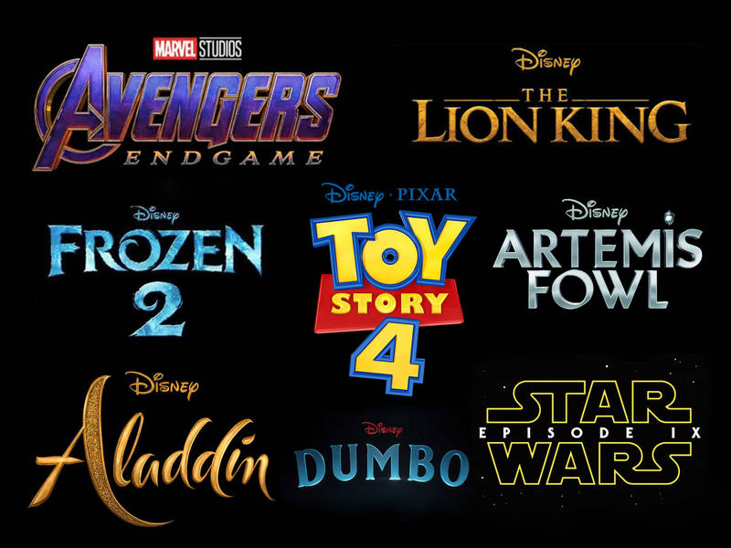 10 Disney Movies Coming Out In 2019: Marvel, Pixar, Star ...