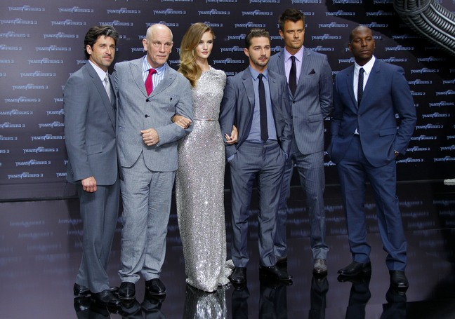 The 'Transformers 3' Cast Attends The German Premiere