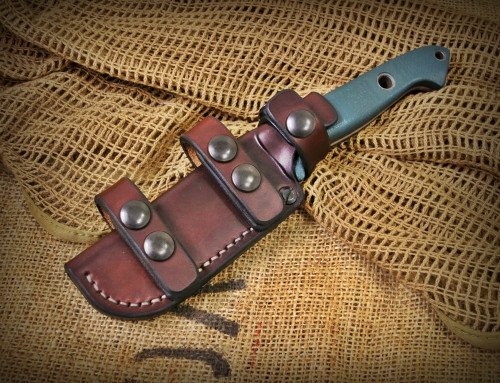 Leather Knife Sheaths Benchmade
