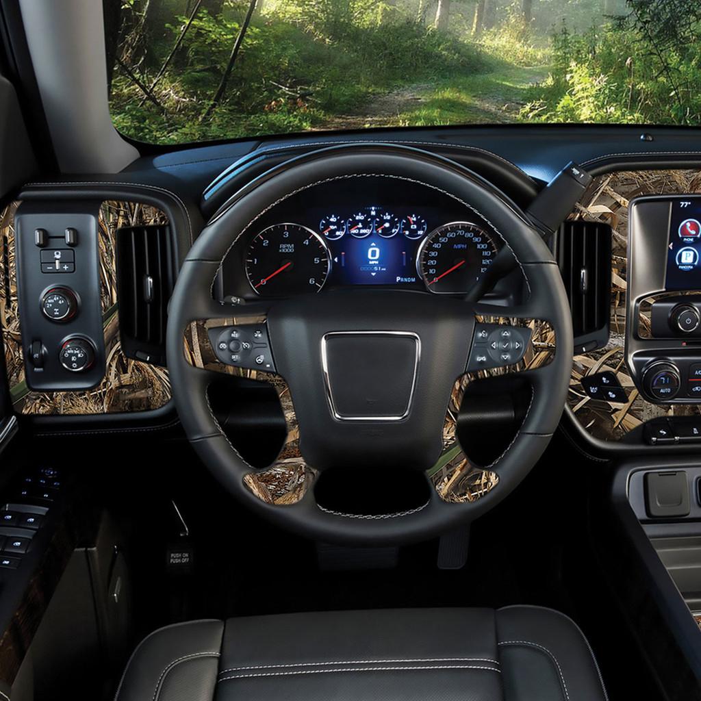 Camo Seat Covers Chevy Silverado Truck