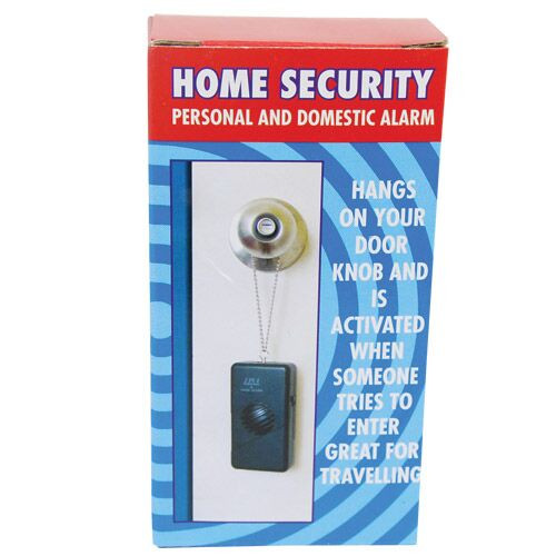 Personal Home Security