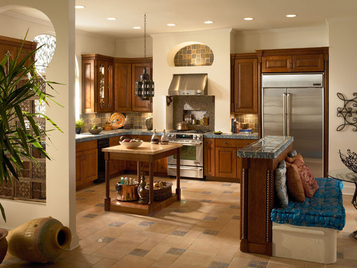Create Kitchen Floor Plan
