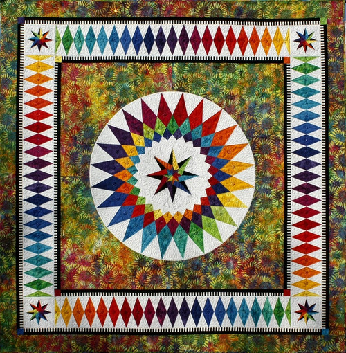 14 Paper Pieced Quilt Patterns