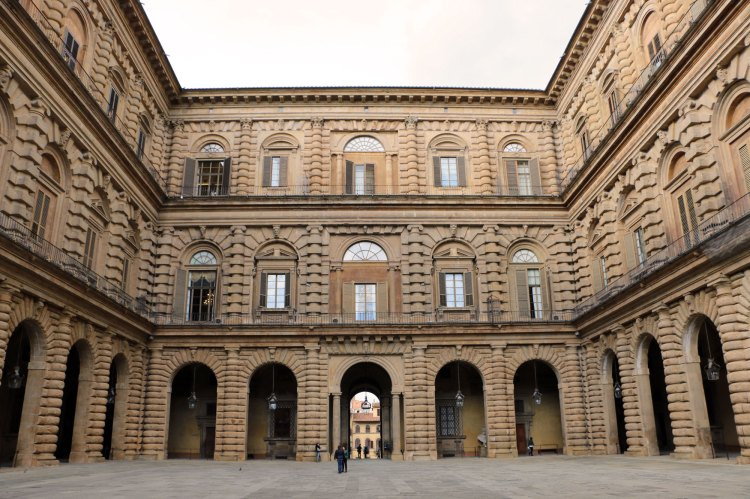 Palazzo Italian Floor Plan