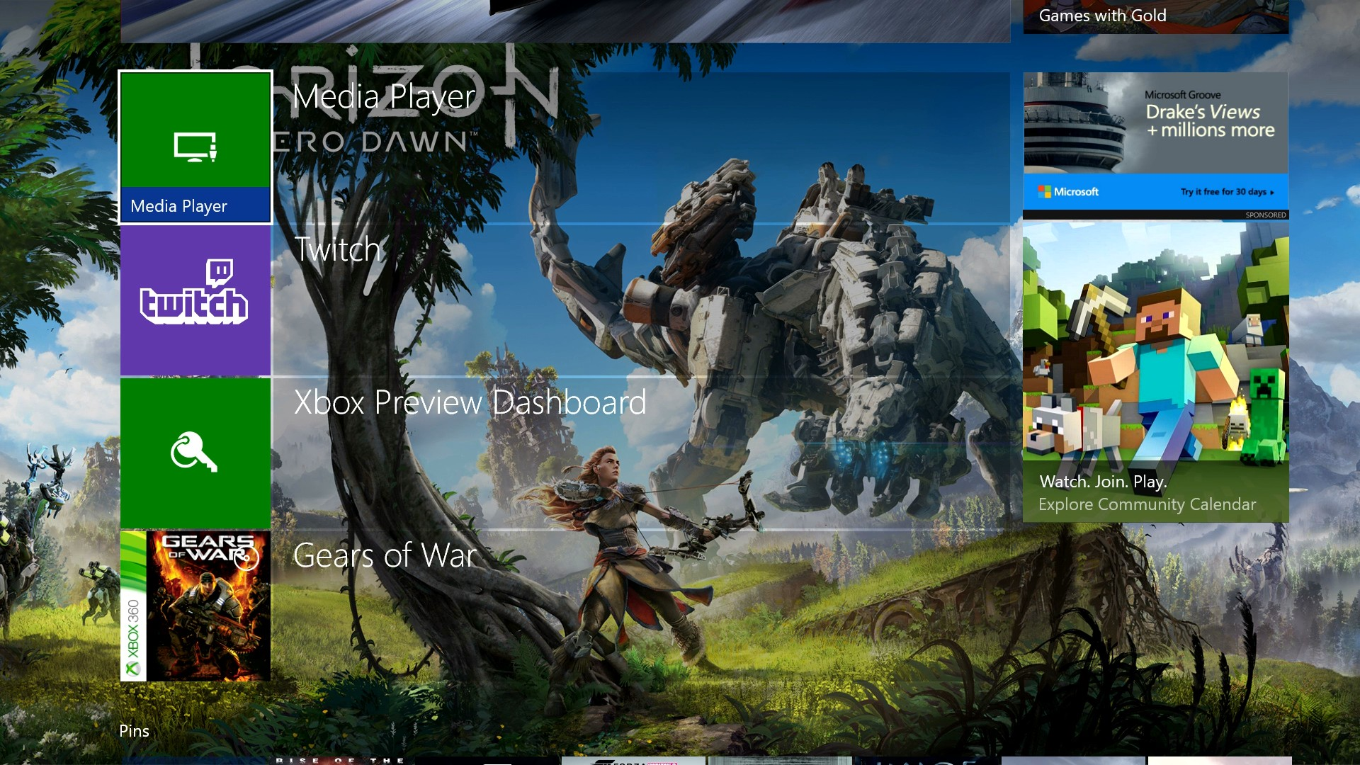 Guerrilla Games Turns Horizon  Zero Dawn s Cover Art into Handy     XboxWallpaper