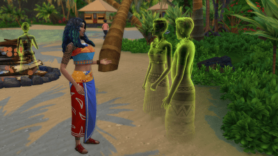 The Sims 4: Island Living Review — A Pleasant Tropical Getaway