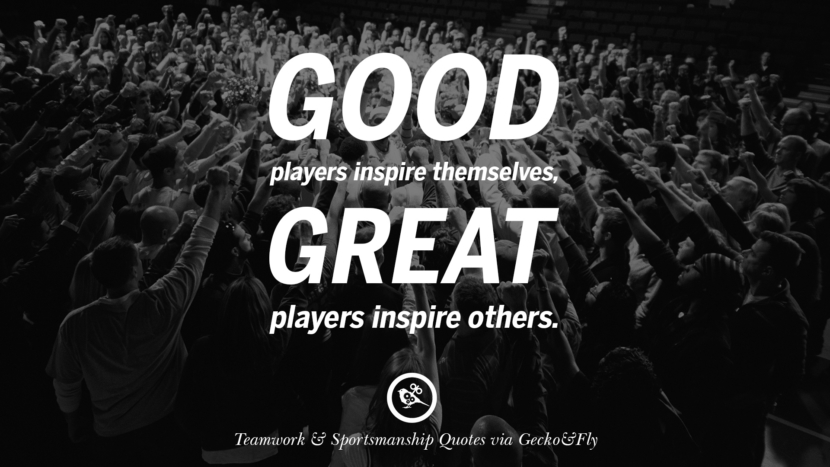 Teamwork Inspirational Quotes