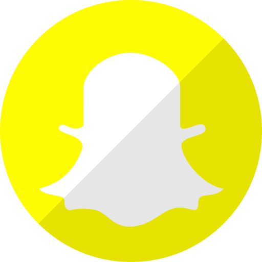 Chat, message, phone, snap, snapchat, talk icon
