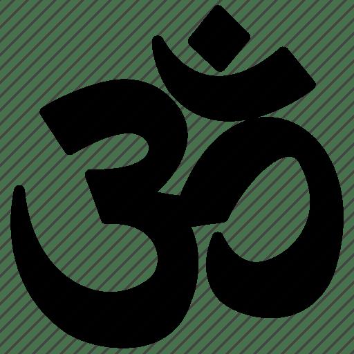 Ancient emblem, divinity symbol, hindu symbol, indian ...