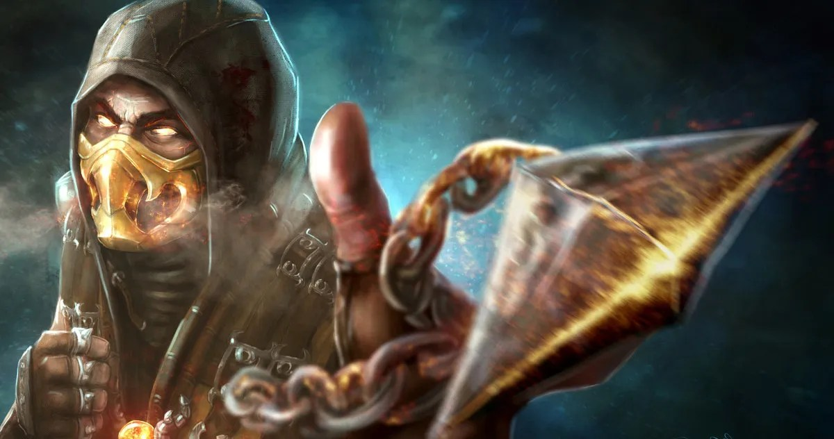 Mortal Kombat Animated Movie in the Works?