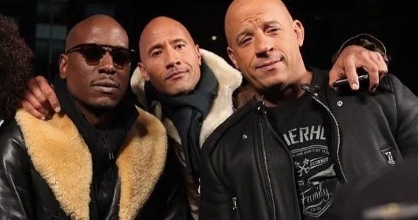 Tyrese Ends His Fast   Furious 9 Feud with The Rock
