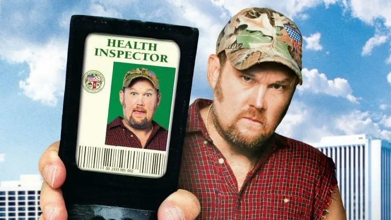 Larry The Cable Guy Health Inspector 2006 Movieweb