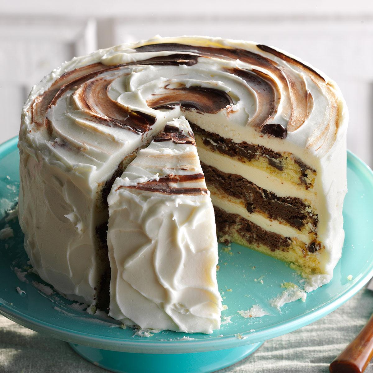 Yummy Cakes Make Home