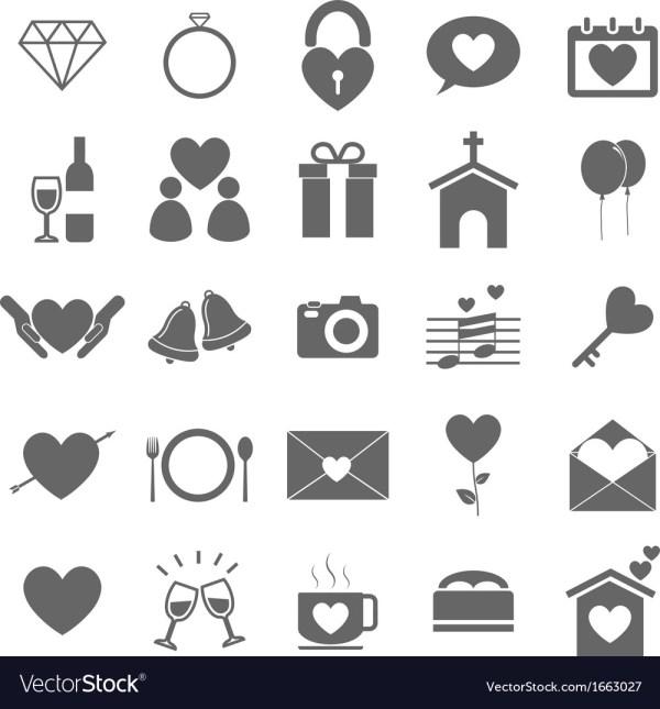free wedding icons # 3