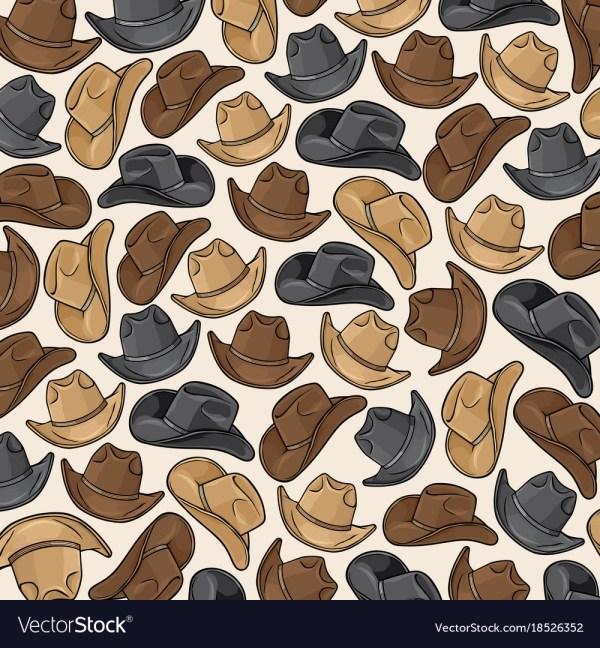 cowboy hat pattern # 24