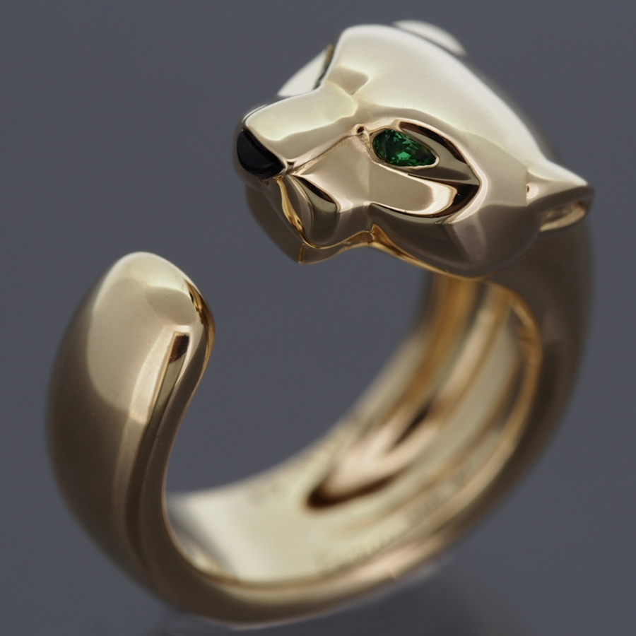 Yellow Gold Cartier Love Ring