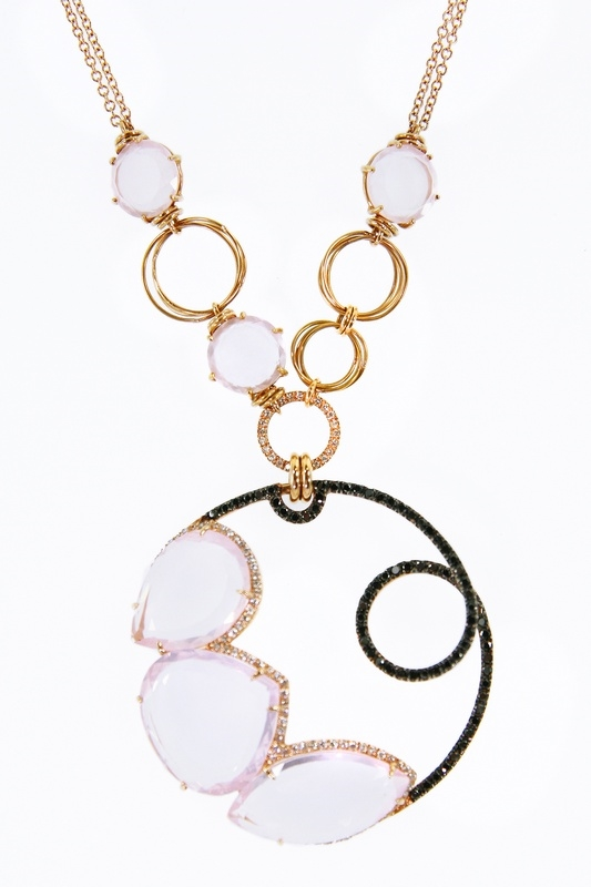designer pendant necklace # 37