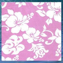 Pink Hibiscus Comforter By Dean Miller