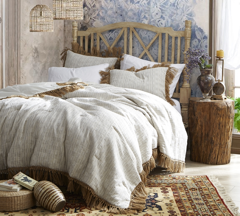 High Quality Super Soft Bedding Comforters Full Extra Long