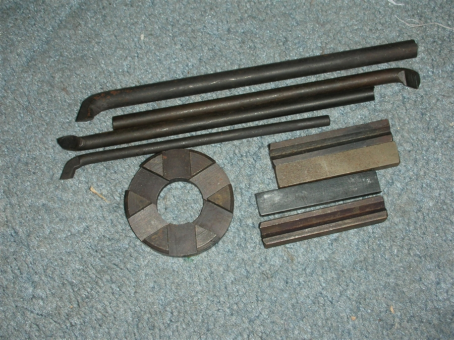 South Bend Inch Lathe Accessories