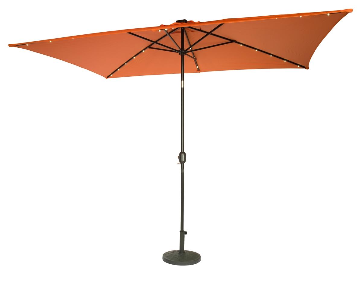 Rectangular Umbrella Led Lights