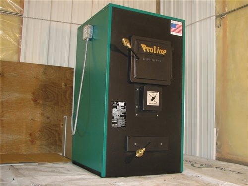 Wood Out Burning Add Door Furnace