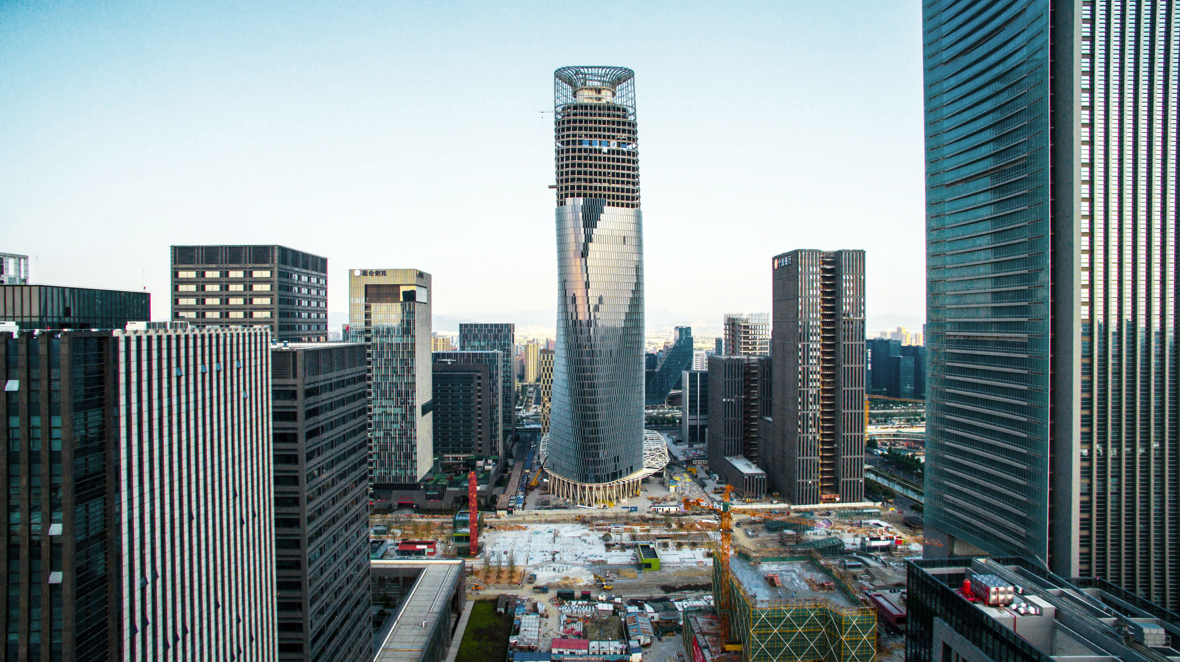 One Chinese city built more skyscrapers in 2016 than the entire U.S. - Curbed