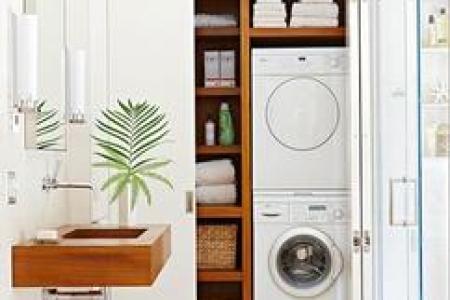 Modern Interieur 2018 » handdoeken opbergen in badkamer | Modern ...