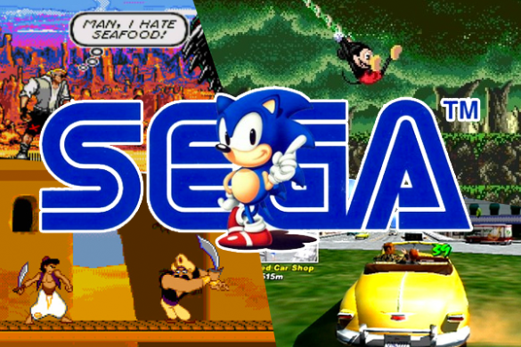 10 Most Popular Sega Games   Ranked From Worst To Best