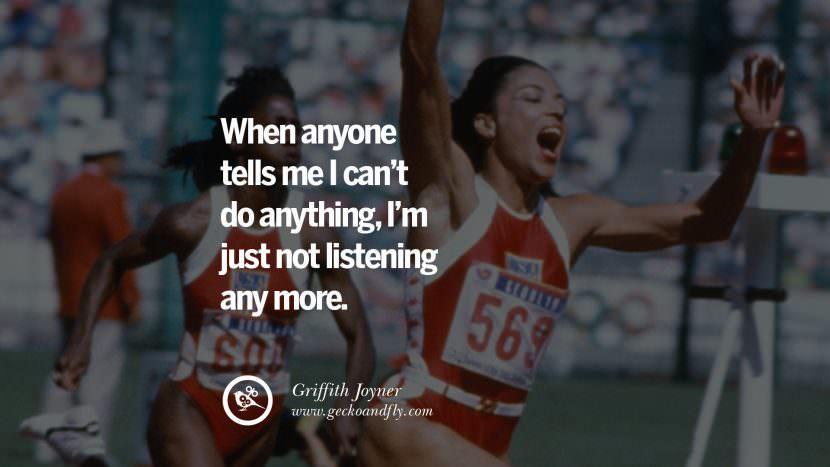Modern Olympics Running