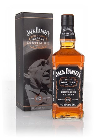 S Whiskey Master Jack Distiller No Series 1 Daniel