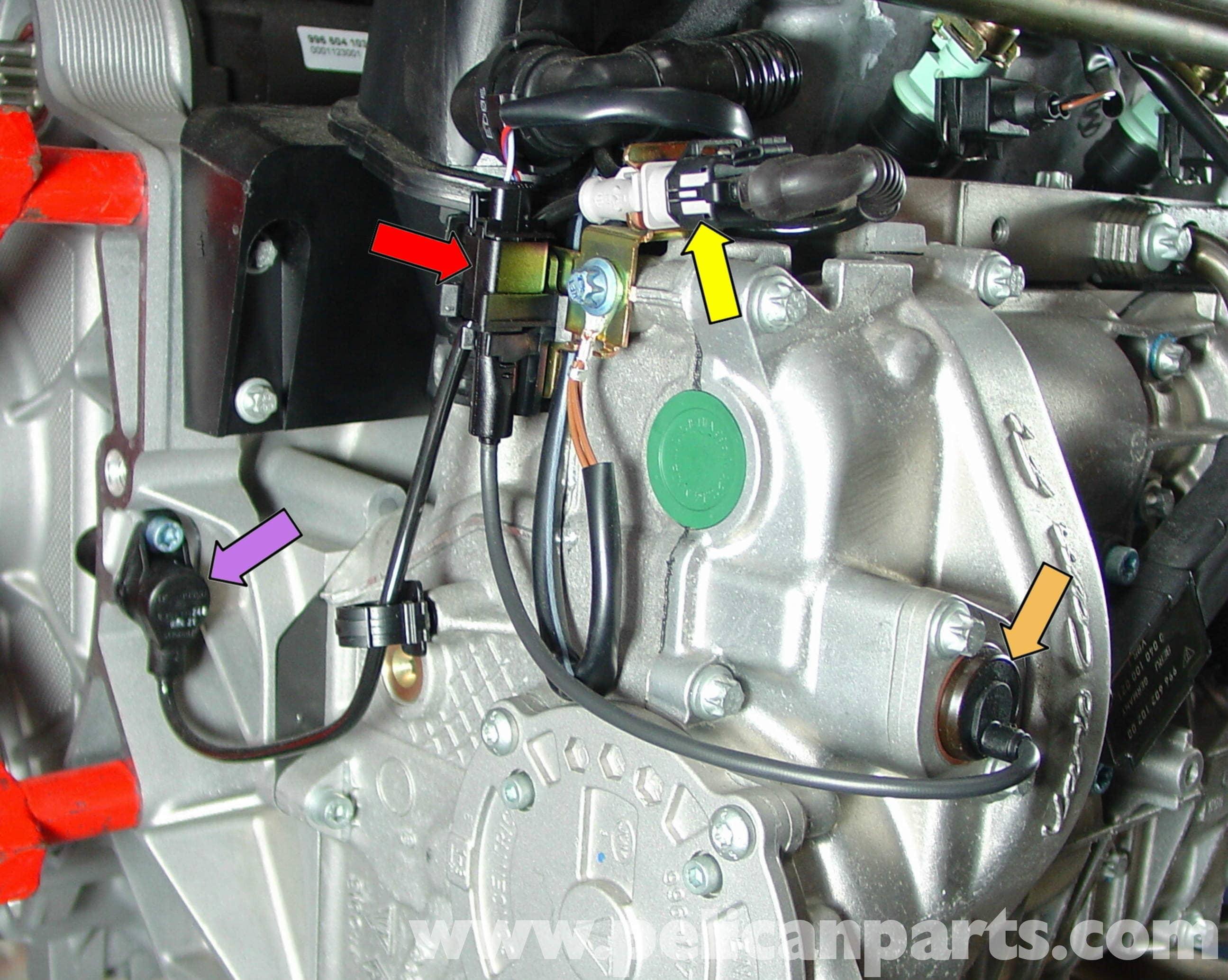 Jeep Crankshaft Position Sensor Location Crank