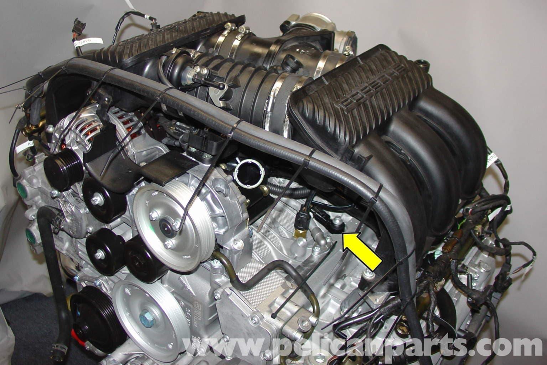 Porsche Boxster Engine Vacuum Diagram 2000