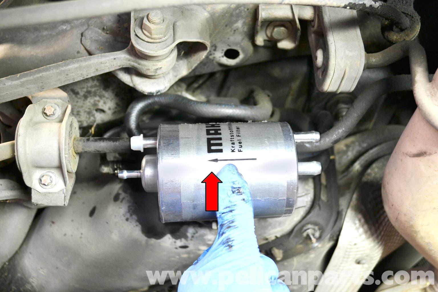 1999 Mercedes Benz C280 Manual Ml430 Fuel Filter