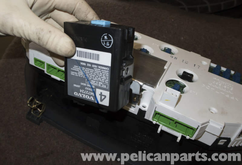 Volvo V70 Instrument Cluster Replacement 1998 2007