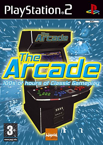 Covers Amp Box Art The Arcade Ps2 1 Of 1