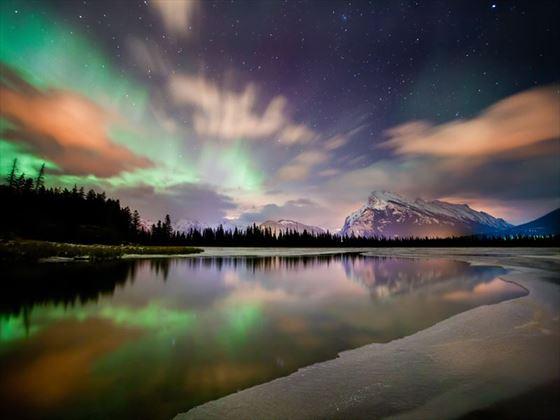 Northern Lights Banff