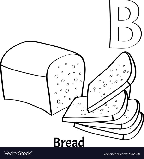 b coloring page # 15