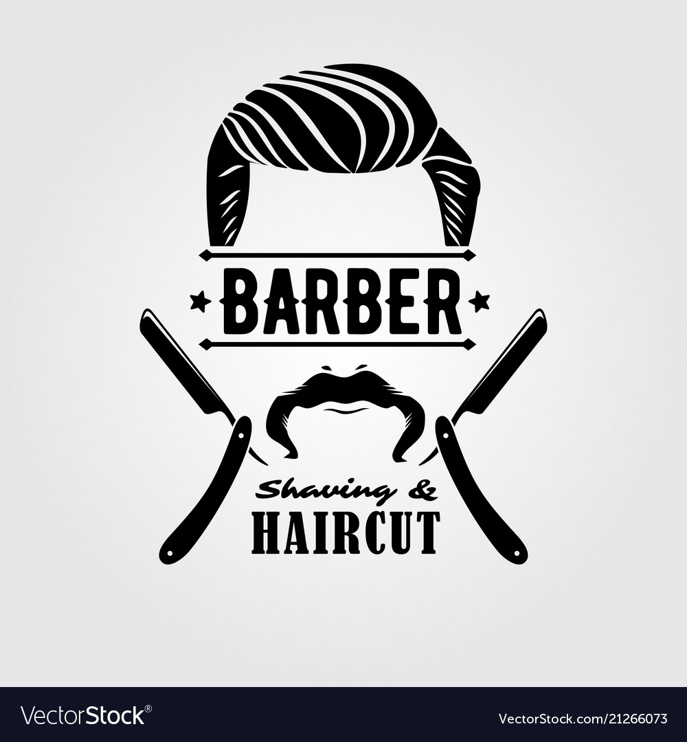 barber logo svg - HD 1000×1080