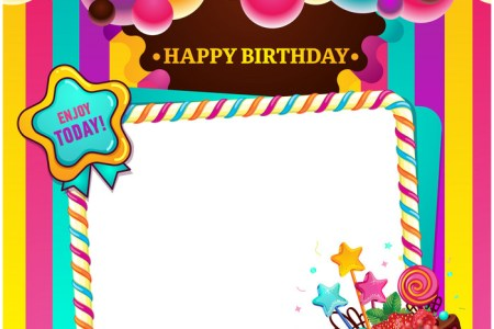 Happy Birthday Frames Download - Page 5 - Frame Design & Reviews ✓